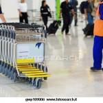Aeroporto Alghero: è emergenza anche per i carrelli portabagagli