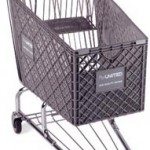 Semi-Plastic Shopping Cart