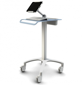 Carrello Medicale per iPad