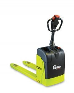 CX12 – Il transpallet elettrico piccolo agile e versatile