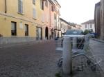 Foto denuncia dell'assessore per Carrello in Sosta Vietata