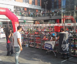 Molecola Coop Race: undicesima tappa a Torino!