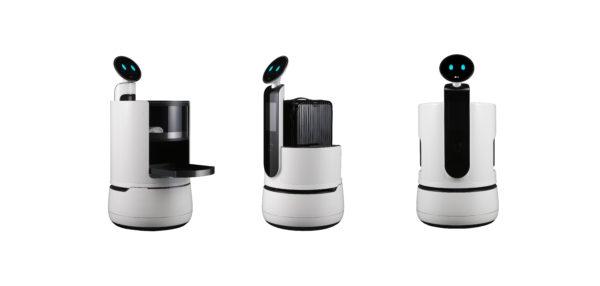 Carrello Facchino e Carrello Spesa: ecco i nuovi robot LG
